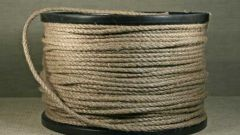 How to braid rope