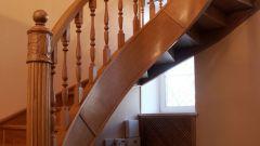 Как сделать тетиву для лестницы