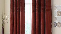 Как установить люверсы на шторы