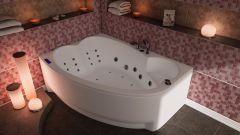 Как установить гидромассажную ванну