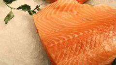 Как приготовить красную рыбу в фольге