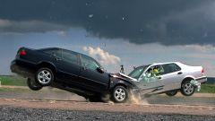 Как поступить при аварии