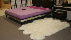 Как почистить овечью шкуру