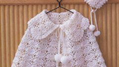 How to knit baby clothes crochet