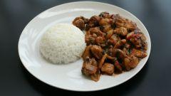 Как приготовить подливку к рису