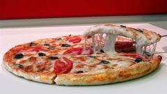 Как испечь пиццу