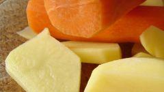 Как приготовить тушеный картофель