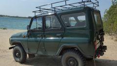 Как сделать багажник на УАЗ