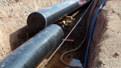 Как прокладывать газопроводы