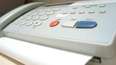 Как поменять бумагу в факсе