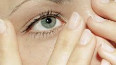 Как уменьшить мешки под глазами