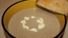 Как приготовить крем-суп из печени