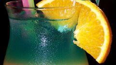 Как подавать напитки