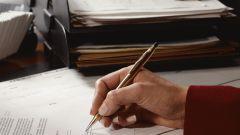 Как составить в письменной форме договор