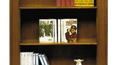 Как сделать книжный шкаф