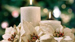 Как украсить свадебные свечи