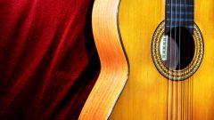 Как настроить гитару с нейлоновыми струнами