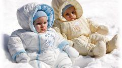 Как одеть грудного ребенка зимой