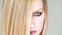Как сделать укладку для средний длины волос