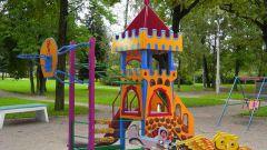 Как оформить детскую площадку