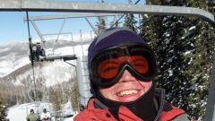 Как выбирать очки для лыж