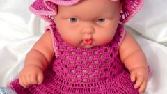 How to knit clothes for dolls