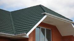Как смонтировать крышу