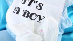 Как узнать пол малыша