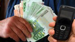 How to put money on webmoney via SMS