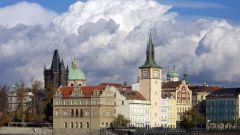 Как уехать в Прагу