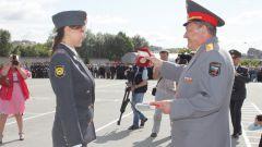 Как поступить в школу полиции в Новосибирске