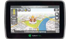 Как перенести карты на навигатор