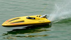 How to do it yourself RC boat