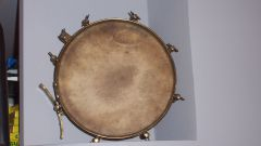 How to make a shamanic drum