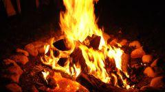 Как обращаться с огнём