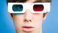 Как смотреть 3D в очках