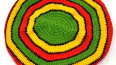 How to knit a Rasta hat