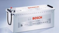Как заряжать автомобильный аккумулятор Bosch