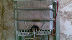 Как разобрать газовую колонку