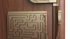 How to break door lock
