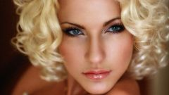Как накраситься блондинке