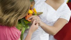 How to congratulate the newlyweds at the wedding
