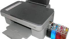 Как переделать струйный принтер