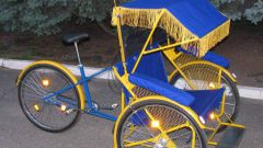 How to make a pedicab