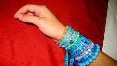 Как уменьшить длину браслета