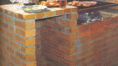 Как построить печь на улице