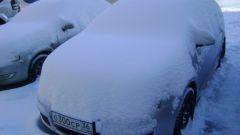 Как завести Subaru в мороз