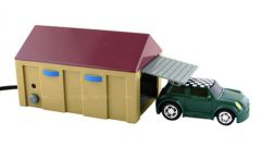 Как открыть гараж