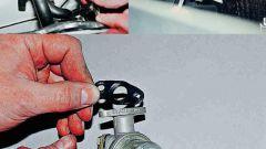 Как заменить кран печки