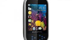 How to unlock phone Alcatel